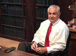 Steven R Morris, Attorney at law.