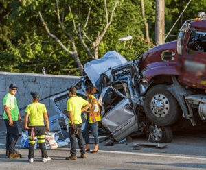 Truck accident near anniston alabama. Steve Morris is your Alabama Lawyer